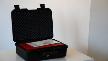 Remote neurofeedback case